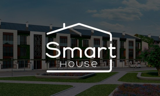 Website for «Smart House»  cottage complex 1 DESCTOP - Jump.team