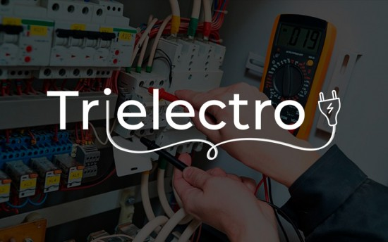 Electrical shop «Trielectro» 1 DESCTOP - Jump.team